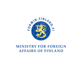 ministry for foreign affairs Finland logo