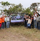 Colombia La-Honda community photo, HALO Trust