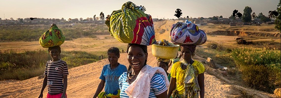 Our work in Angola, what we do and where | The HALO Trust