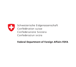 Swiss Federal Department of Foreign Affairs FDA logo