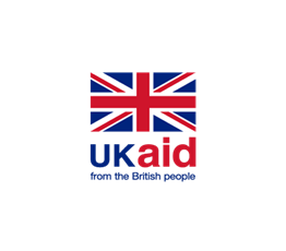 DFID, UK Aid logo