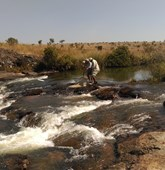 Wilderness Project's 2015 'Source-to-Sand' Okavango River Expedition, HALO Trust