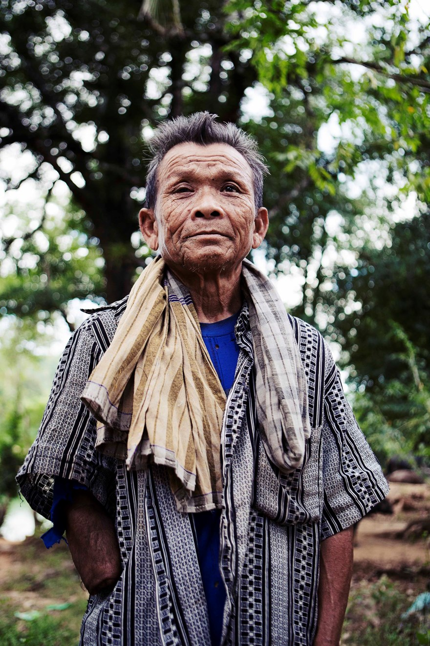Lath Village, like so many villages in Laos, was repeatedly bombed during the Vietnam War with many unexploded cluster munitions remaining to this day, causing injury and death and preventing safe farming.