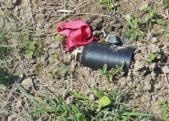 A M095 submunition found also near Nerkin Horatagh