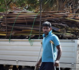 RETURNING TO THE LAND: Families Resettle On Land Cleared By HALO