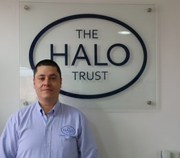 Ricardo Henao The HALO Trust
