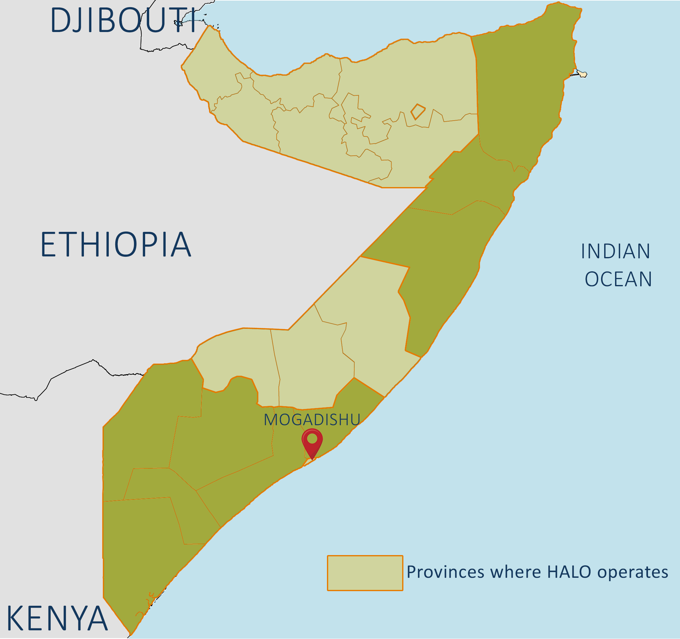 Our work in Somalia & Somaliland | The HALO Trust